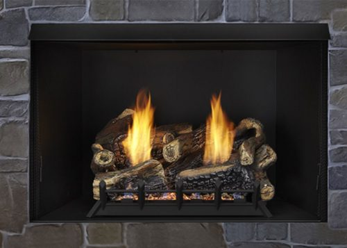 Vent Free Gas Firebox