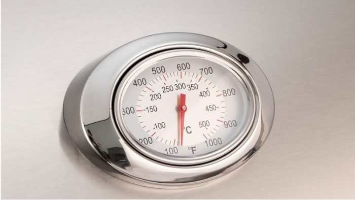 Firemagic Analog thermometer