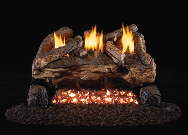 ESV24 Vent Free Evening Fyre Split Logs