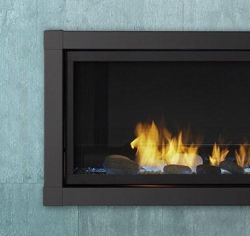 Monessen Artisan AVFL60 AVFL60CFBT Black Front