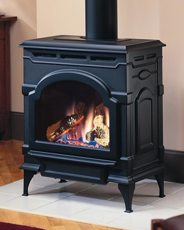 Home & Kitchen Gas Stoves Oxford Direct Vent GAS Stove Natural Gas ...
