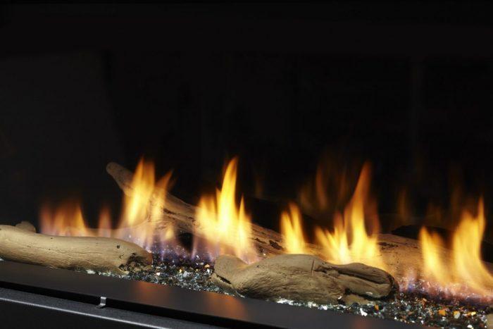 Majestic Echelon II - Driftwood log set