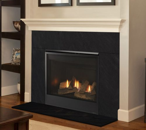 Majestic Mercury Fireplace 2