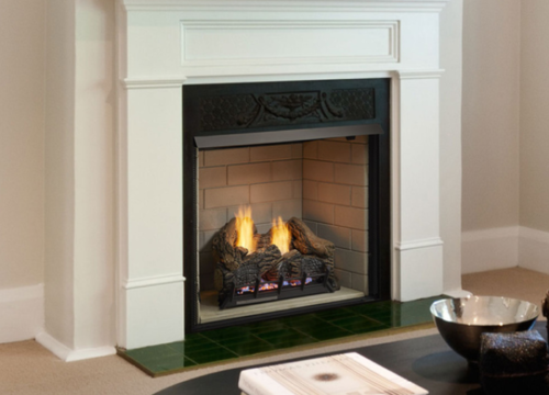 Monessen Lo-Rider Cement Gray Stacked Traditional interior