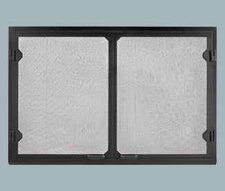 Majestic Biltmore Grand Vista Mesh Doors