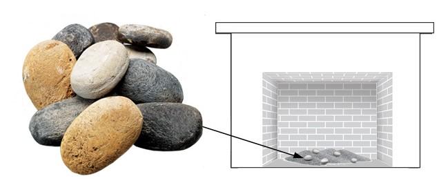 Majestic Contemporary stone kits