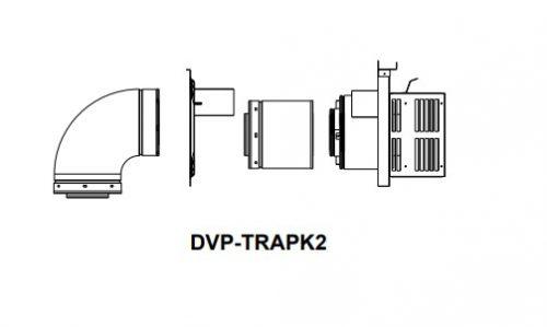 Majestic DVP-TRAPK2