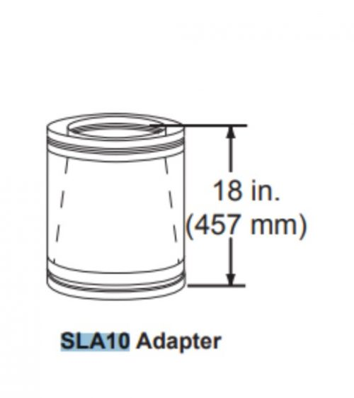 Majestic SLA10 Adapter