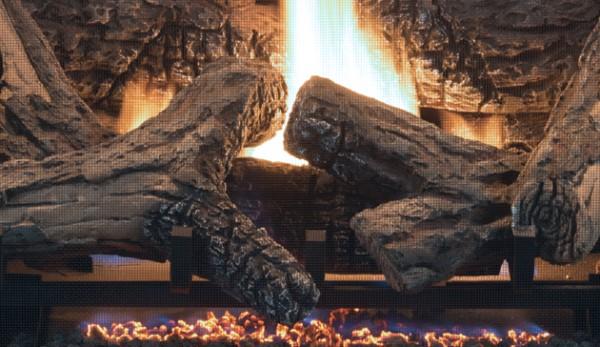 Superior Fireplaces DRT4240 Log Set