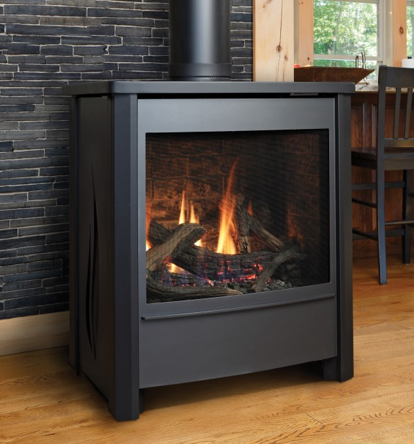 Kingsman Fireplaces FDV451 Direct Vent Stove