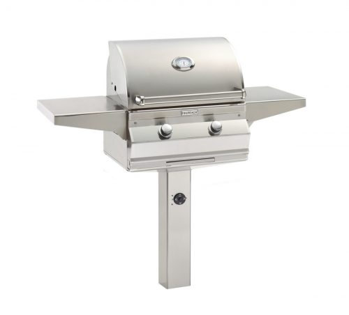 Post Mount & Pedestal Grills