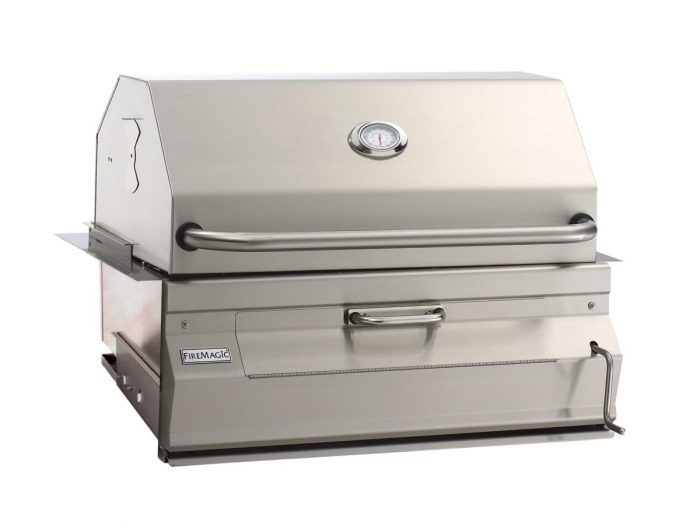Firemagic 14-SC 30 S.S. Charcoal Built-in Grill
