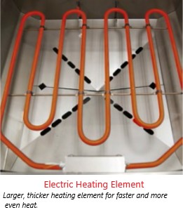 Firemagic Heating Element