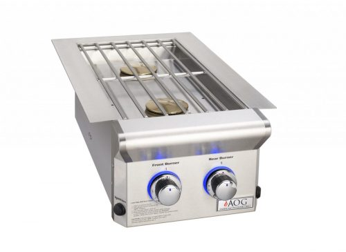AOG 3282L Built-In Double Side burner