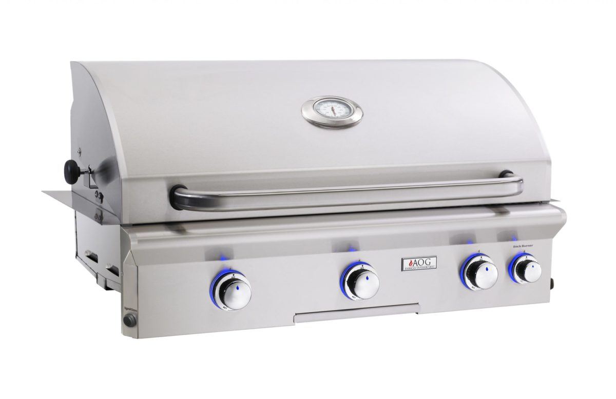 AOG 36NBL 36 L-Series Built-In Grill