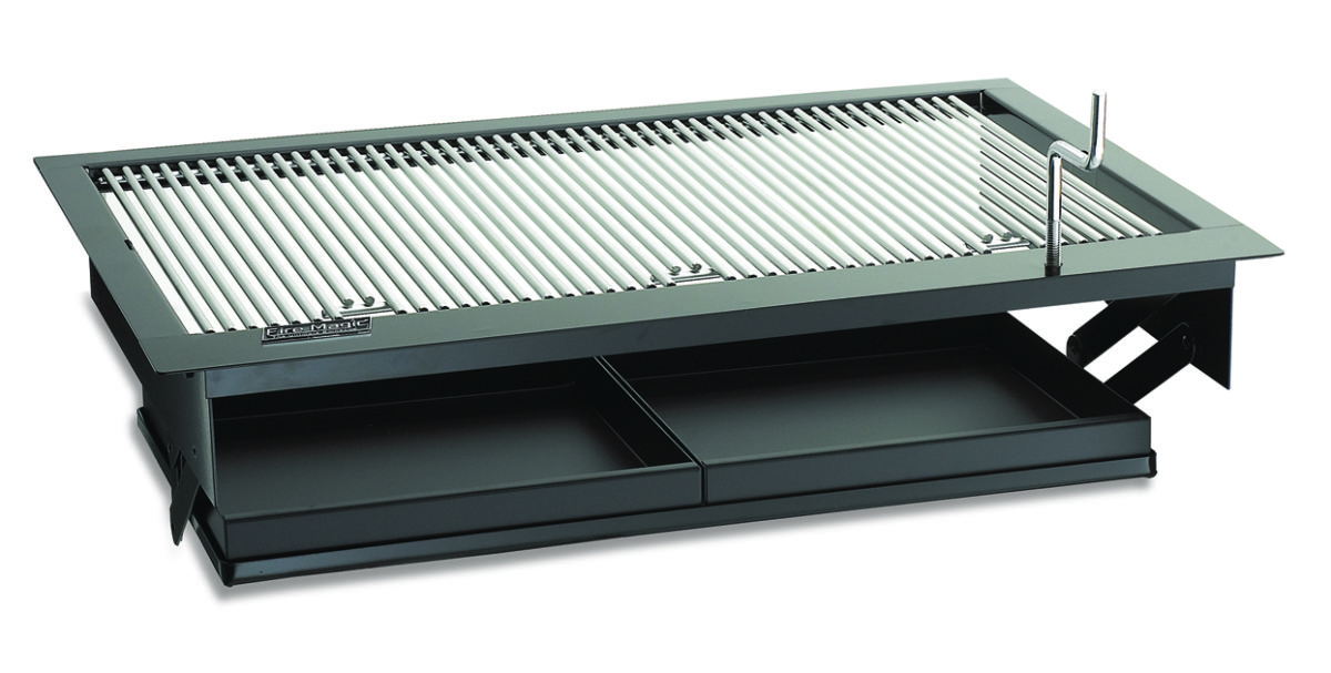 Firemagic 3324 Fire Master Countertop Grill