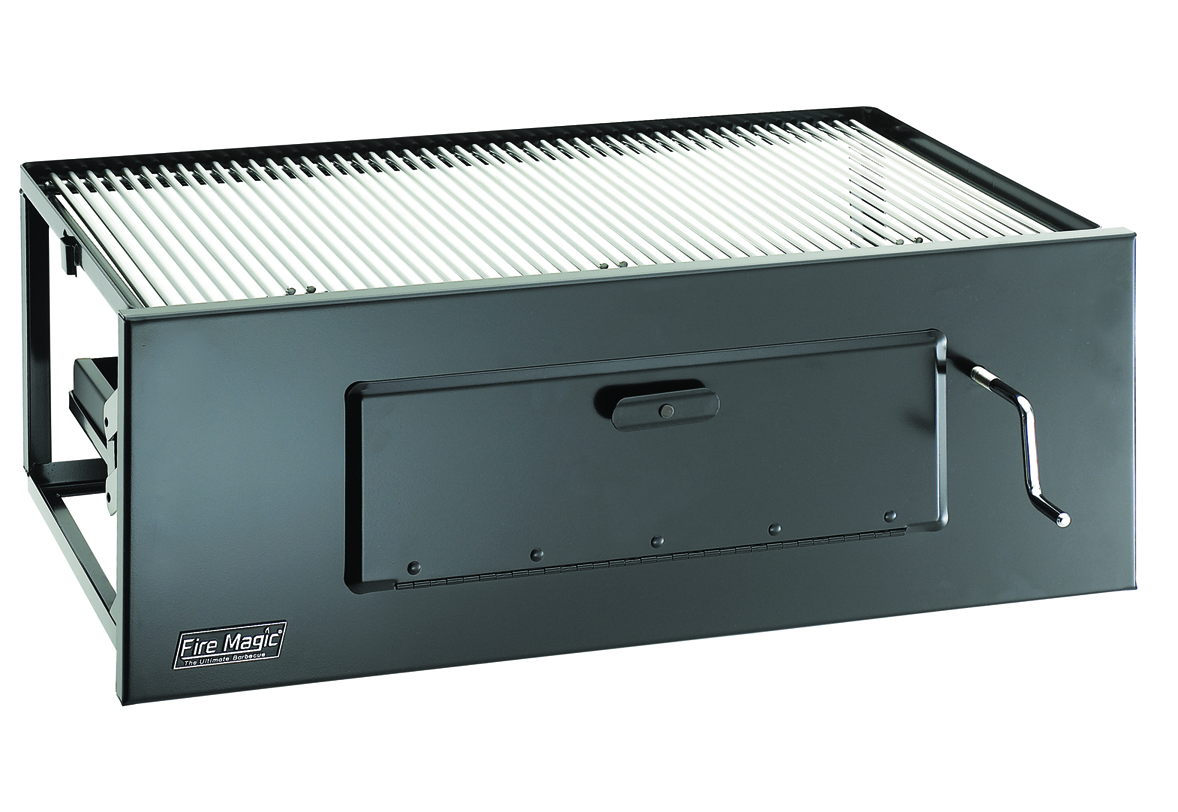 Firemagic 3334 Lift A Fire Slide -In Grill