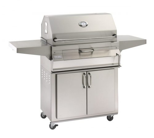 Firemagic Stainless Steel Portable Charcoal Grill