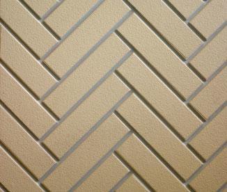 Majestic WFMMH42 Herringbone Brick