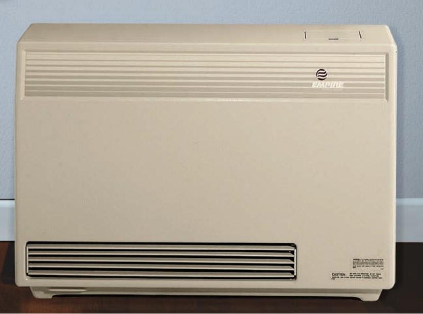 Empire Heating Systems DV-20E, DV-40E, DV-55E