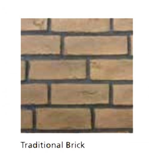 Majestic Fortress Traditional Brick Pattern