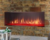 Majestic LANAI OUTDOOR GAS FIREPLACE