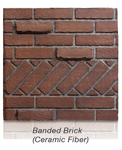 Empire Banded Brick