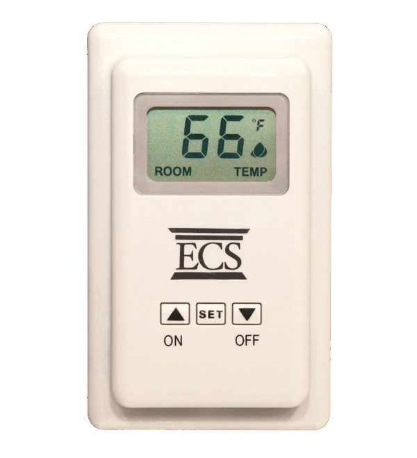 Empire TRW Wall Thermostat, Wireless