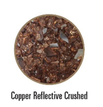 Empire Copper Reflective Crushed