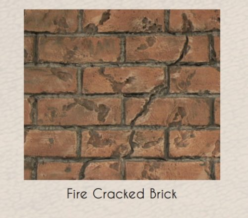 Empire Fire Cracked Brick