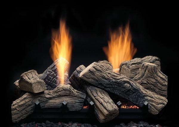 Monessen Natural Blaze See-Thru