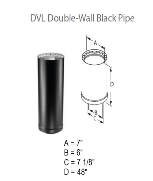 DURAVENT 6DVL-48