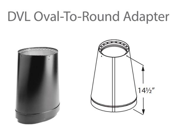 DuraVent DVL 6DVL-ORAD