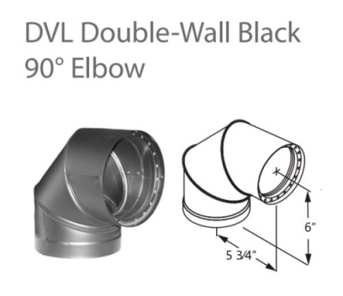 DURAVENT DVL 6DVL-E90