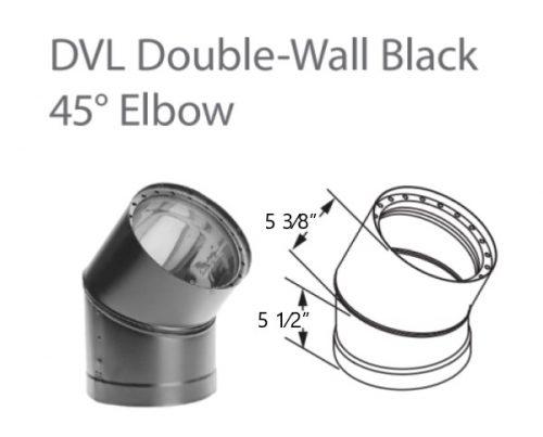 DURAVENT 8DVL-E45