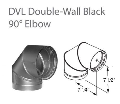 DURAVENT DVL 8DVL-E90