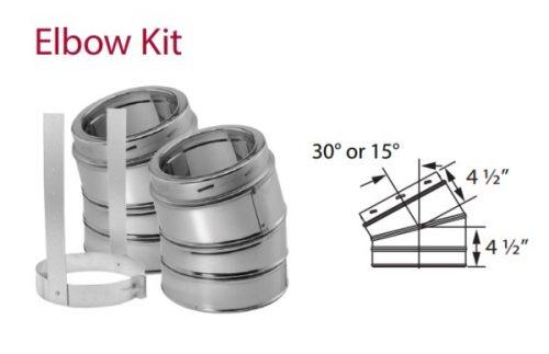 Duravent Duratech Elbow Kit