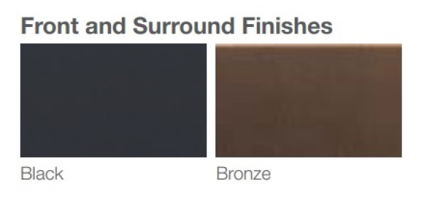 Majestic Surround finishes