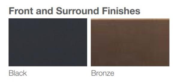 Majestic Surround finishes