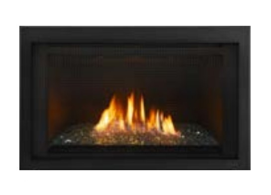 Majestic contemporary burner