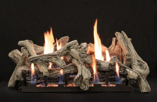 Empire Driftwood 24 Gas log set