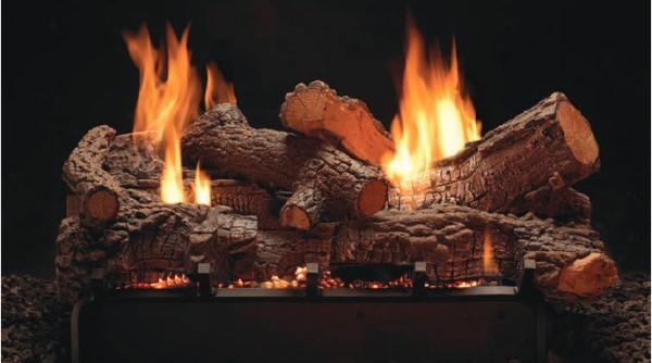 Empire Rock Creek Multi-Sided Log Set