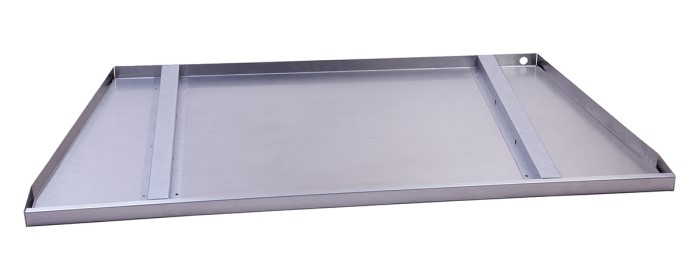 Empire Stainless Steel Drain Pan