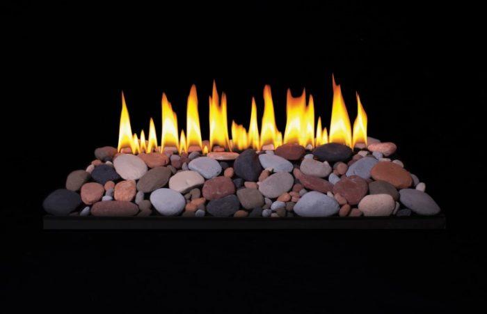 Empire Loft Burner Decorative Fiber Rocks