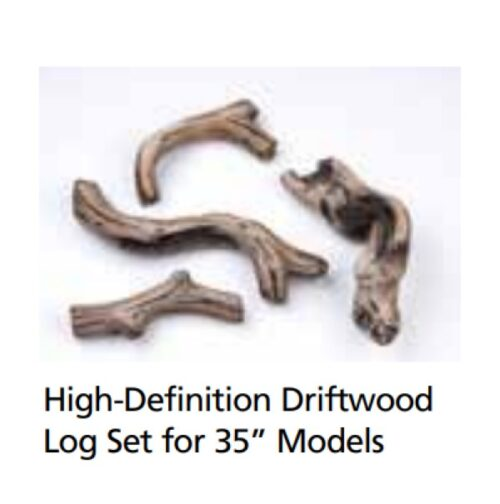 Superior DWLS-RNCL35 Driftwood Log Set