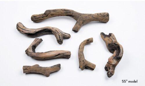 Superior DWLS-RNCL55 Driftwood Log Set