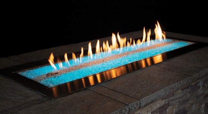 Empire OL60TP-Fire-Pit-Blue-LED
