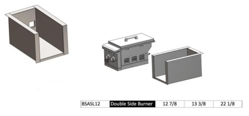 BROILMASTER BSASL12 Insulated Sleeve