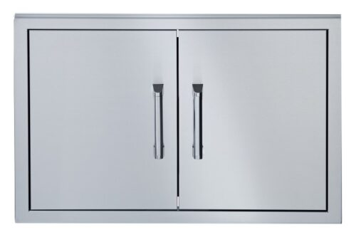 Broilmaster BSAD3422D 34x22 access double doors