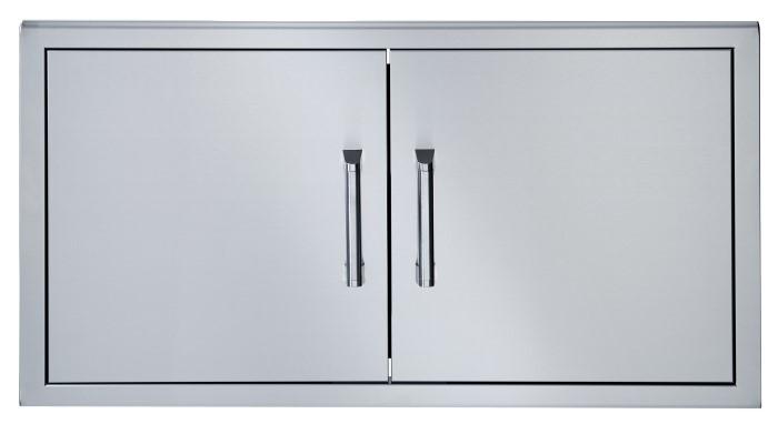 Broilmaster BSAD4222D 42x22 access double doors
